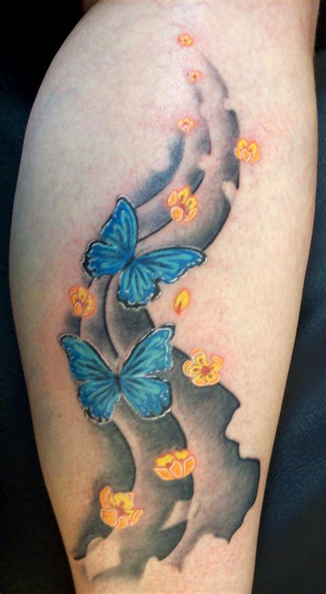 butterfly tattoo japanese tattoo gallery by guy curry
