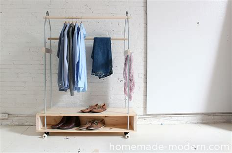 How To Make Garment Rack by Modern Ep31 Garment Rack