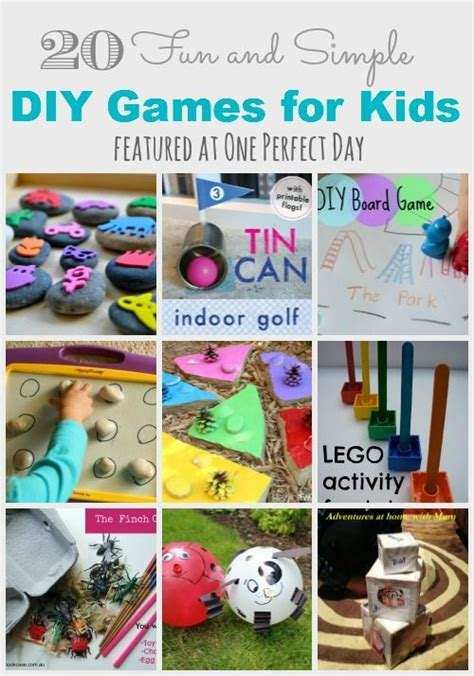 diy indoor games lots of fun and simple diy games that can be made from