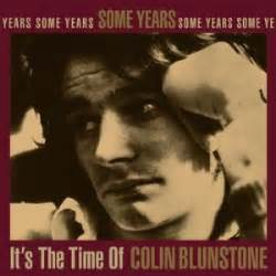 Cd Colin Colin colin blunstone some years it s the time of colin