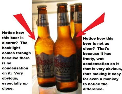 is coors light vegan coors light label suggests contempt for consumer