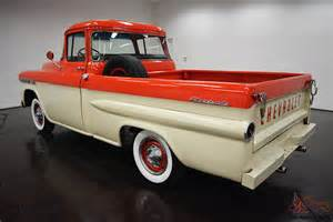 1959 Chevrolet Apache Fleetside 1959 Chevrolet Apache Fleetside 383 Automatic