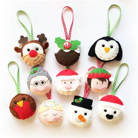 moldes de navidad en fieltro home manualidades 17 mejores im 225 genes sobre fieltro navidad en pinterest