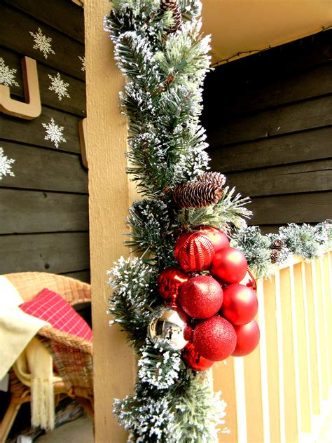exterior christmas decorating net front porch decorating ideas country