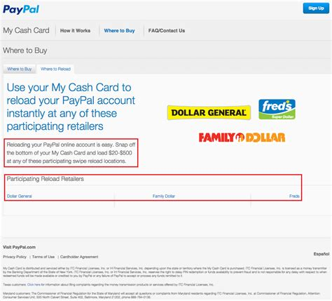 Paypal My Cash Gift Card - new paypal my cash cards and online loading process light blue ppmcc 0215v1