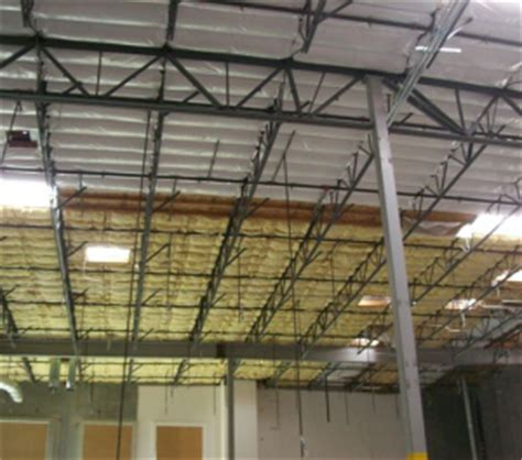 Warehouse Ceiling Foil by Best Way To Insulate A Warehouse Best Insulation For