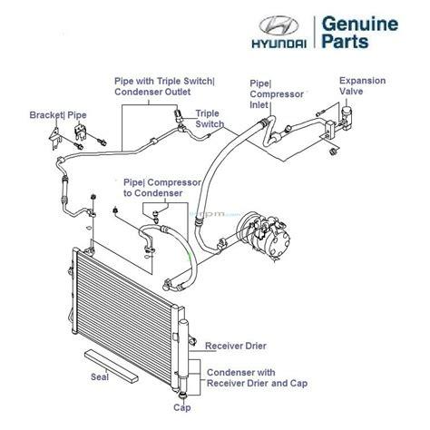 Filter Udarasaringan Udaraair Filter Ac Hyundai Getz Ac Mobil hyundai getz prime 1 1 petrol ac condenser receiver drier and associate hoses