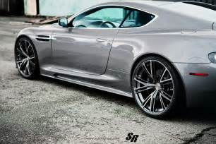 Aston Martin Rims Aston Martin Dbs Rides On Awesome Pur Wheels Autoevolution