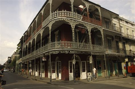 famous french architects strolling through new orleans french quarter travel