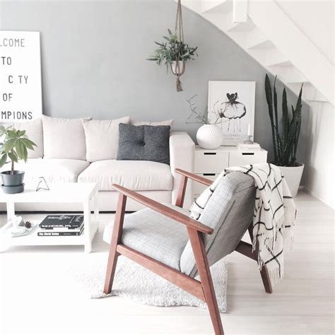Grey Scandinavian by Do You Need More Ideas For Your Scandinavian Living Room