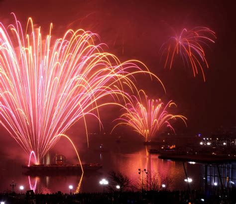 baltimore new years fireworks tips for photographing fireworks