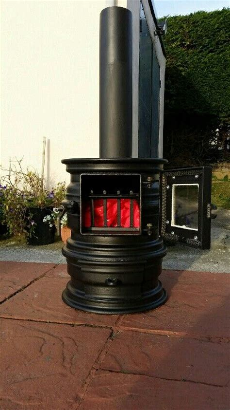 images  gas bottle chiminea patio heater