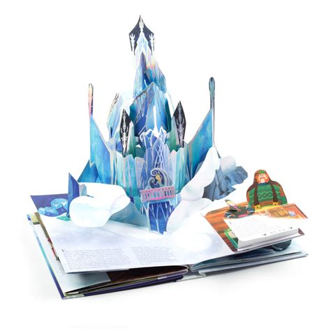 libro frozen a pop up adventure frozen a pop up adventure and 7 picture vinyl shop the disney music emporium official store