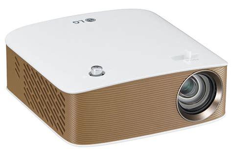 Proyektor Lg Minibeam lg minibeam ph450u proyektor ultra throw terintegrasi baterai hardwarezone co id