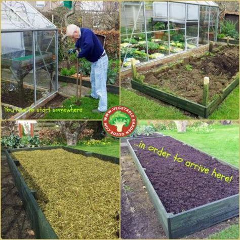 starting a raised bed vegetable garden vegetable garden plan grow harvest