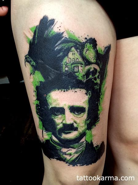 poe tattoo micle andersson s designs tattoonow