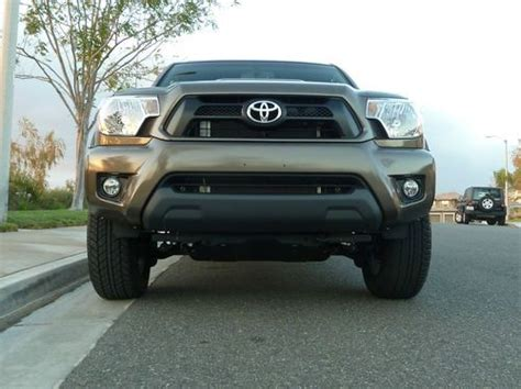 tacoma double cab long bed sell new 2013 toyota tacoma double cab long bed 4x4 trd