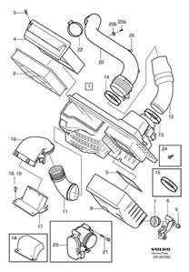 2005 volvo s40 t5 engine parts diagram projects to try volvo s40 t5 and volvo s40