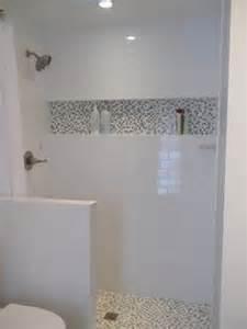 image bathroom tile shelf astounding