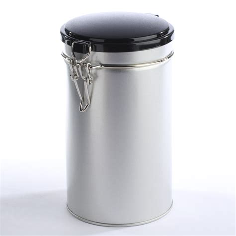 silver kitchen canisters silver canister with hinge lid decorative containers