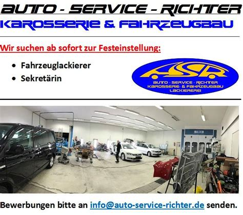 Kfz Lackierer Pankow by Auto Service Richter Home