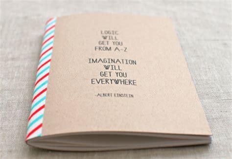 quote for sketchbook logic versus creativity happy dappy bits