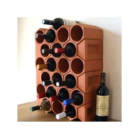 terracotta wine rack key stones 12 bottles wine racks
