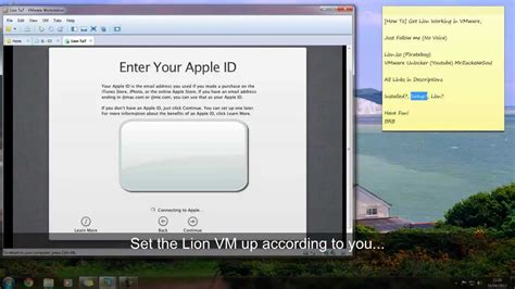 tutorial instal os windows 7 tutorial how to install mac os x 10 7 lion on windows