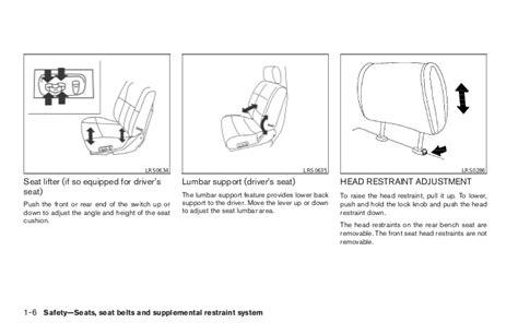 service manuals schematics 2006 nissan titan navigation system 2006 titan owner s manual