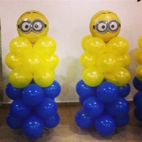minion decorations minion balloon decoration decoraci 243 n con globos
