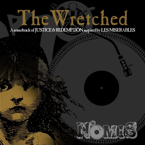 The Wretched cover and track list for quot the wretched quot nomis