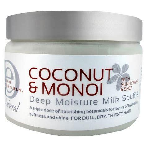design essentials deep moisture milk creme design essentials 174 coconut monoi deep moisture milk