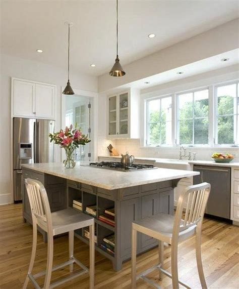kitchen island with cooktop and seating 25 best ideas about kitchen island seating on contemporary kitchen diy