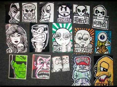 cholowiz graffiti stickers  street stickers toowmv