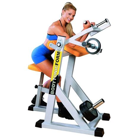 Bicep Free Weight biceps curl machine a charge manuelle ligne fwl free