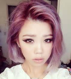 asian with colored 25 gorgeous asian hairstyles for
