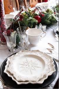 Dining Room Table Setting Dishes Feature Friday Ruby S Dining Room Southern Hospitality