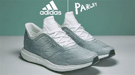 Adidas Ultra Boost Parley Blue Limited Edition adidas x parley gillnet sneaker getting a limited edition launch