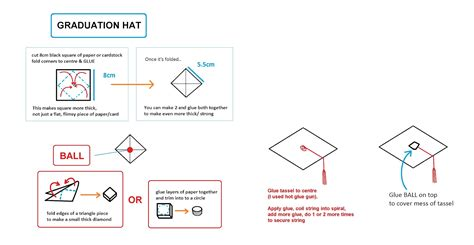 Origami Graduation Hat - origami graduation cap pleaaocz21 blogcu
