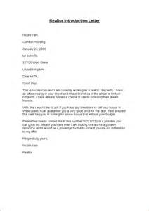 real estate offer cover letter real estate introduction letter memo formats