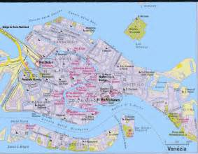 Venice Map Italy by Maps Of Venice