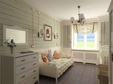 Country Decor Bedroom by Bold Country Style Bedroom Design