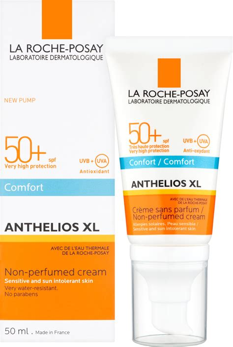 La Roche Posay Anthelios Xl Comfort Cream Spf50 50ml