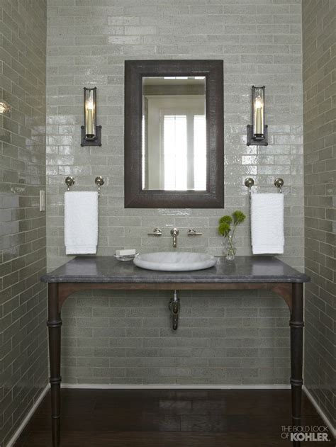 moss in bathroom gorgeous ann sacks foundation brick tile moss beautiful
