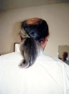ponytails for bald men view topic the perfect baseball cap