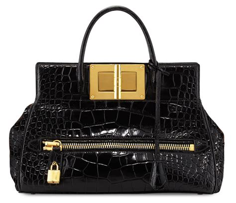 Bamford Ombre Crocodile Bag by It Or Leave It Tom Ford Alligator Doctor Bag