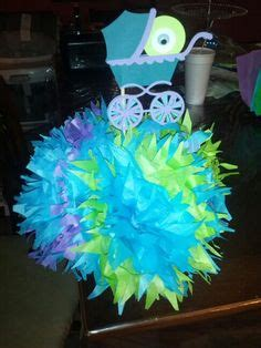 monsters inc decorations for baby shower monsters inc baby shower centerpiece pari decorations