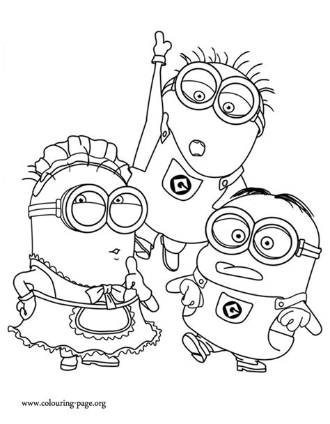 minions movie coloring pages to print minion movie coloring pages to print coloring pages