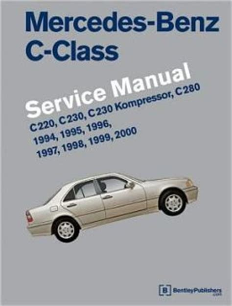 manual repair free 1999 mercedes benz sl class head up display mercedes benz c class w202 service manual c220 c230 c230 kompressor c280 1994 1995 1996