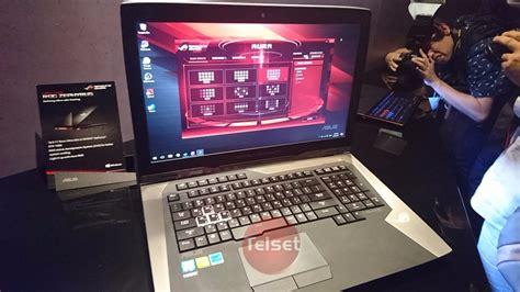 Laptop Asus Paling Tipis asus rog zephyrus laptop gaming paling tipis di dunia telset